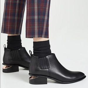 Alexander Wang Kori Boot w/ Rose Gold Size 36